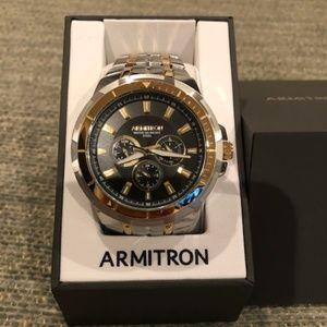 Armitron Steel Watch